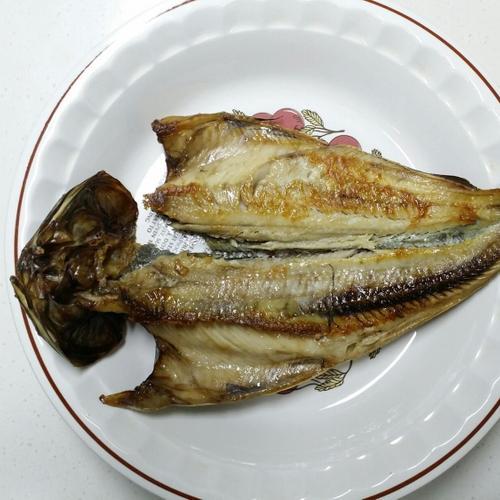 종이호일 생선굽기, 냄새?기름튀김?설거지 걱정 없이 임연수굽기