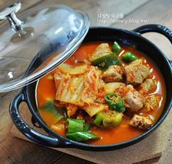 돼지고기 김치찌개, 김치찌개 맛있게 끓이기