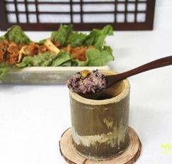 대통밥도 집에서 즐겨 보세요~ ♬ 대통밥 만드는 법