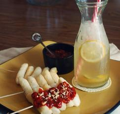 초간단 간식 [떡꼬치]만들기