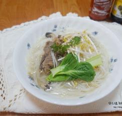 베트남쌀국수랑 양파절임 만들기♬