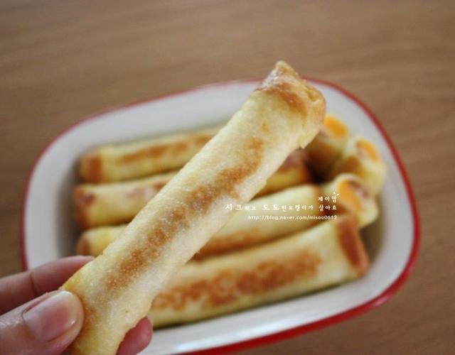 식빵치즈스틱