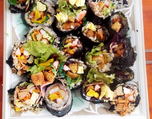 돈까스김밥