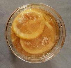 레몬생강청 만드는법 # 유리병 소독법 # 레몬생강차효능