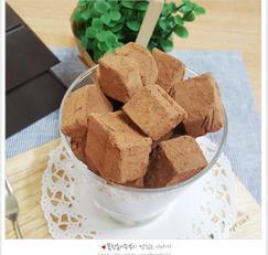 [발렌타인데이 초콜릿만들기]파베초콜릿만들기