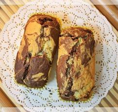 초코마블파운드케이크