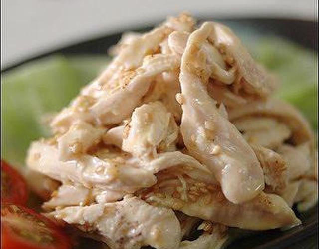 닭가슴살냉채