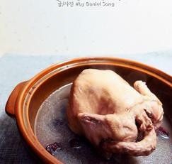 여름보양식 닭백숙만드는법