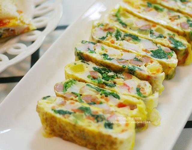 계란말이&샌드위치
