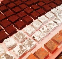 맛있고 간단한 파베 초콜릿 만들기