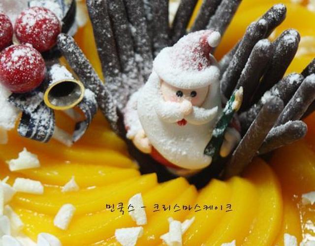 크리스마스케이크