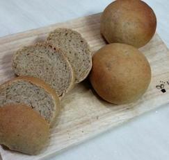 고소하고 부드러운 미숫가루 모닝빵 만들기!