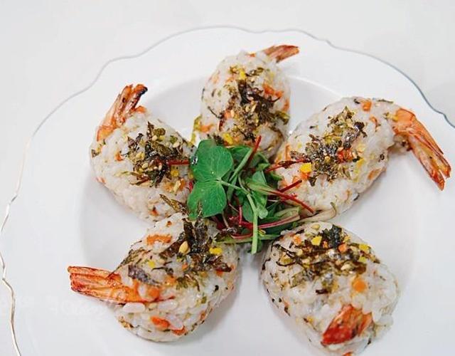 새우주먹밥