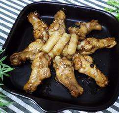 손가락쪽쪽빨며 먹는 닭봉조림