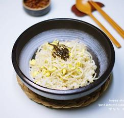 콩나물밥! (한그릇 요리)