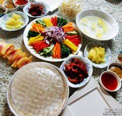 ?[월남쌈] 다양한 야채로 월남쌈 즐겨보아요~