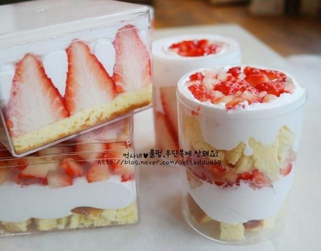 딸기케이크