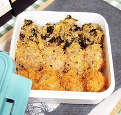 #보슬보슬한 황태가루를 이용한 황태보푸라기만들기 #보푸라기를 이용해서 주먹밥도시락도 싸고요~~네가지의 맛!!