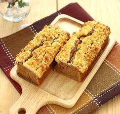 소보로 사워크림 모카 케이크