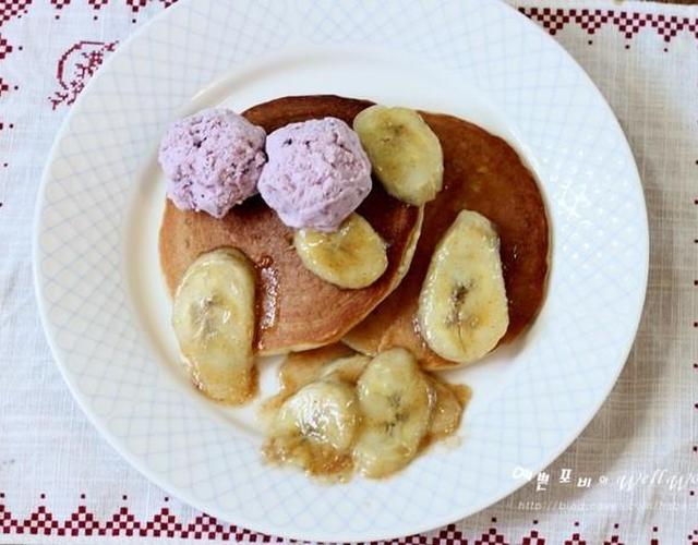 바나나핫케이크