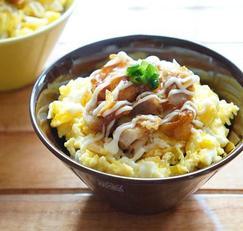 치킨마요덮밥 만드는법