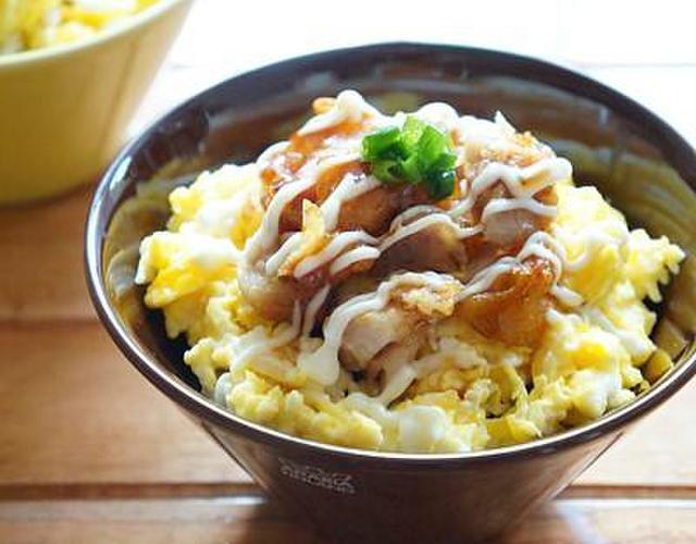 치킨마요덮밥