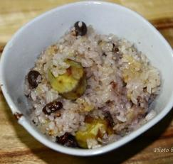쫀득한 별미영양밥 전기압력솥으로 짓기