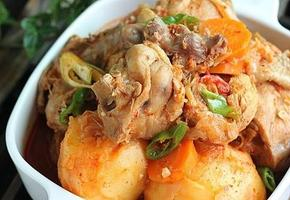 보양식~ 닭도리탕만드는법