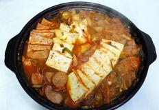 부대찌개 맛있게 끓이기, 만능양념장하나면 끝!
