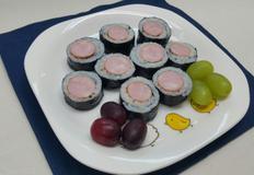 초간단 소세지김밥~*