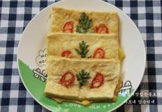 [명절음식]초보라도 쉽고 맛있게 만들수 있는 고소하고 단백한 두부전