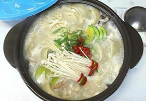 만두 전골 쉬운 메뉴~
