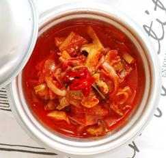 집밥백선생 백종원 김치 짜글이 찌개,돼지고기김치짜글이