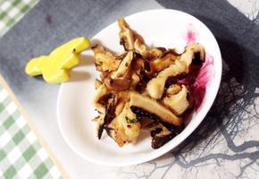 #담백하고 쫄깃한 건표고버섯볶음만들기 #건표고버섯을 불려서 볶아낸 쫄깃쫄깃한 표고버섯볶음!!!