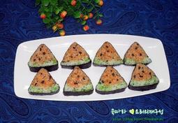 김밥의 변신/수박김밥