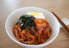 김치비빔국수 - 비빔국수 양념장