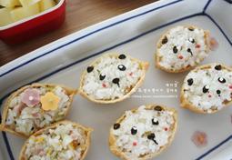 유부초밥 - 캐릭터 유부초밥