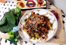 #매콤새콤하고 쫄깃한 우렁초무침만들기 #밥에비벼먹어도 맛있고 국수에 말아서 먹어도 맛있는 우렁초무침!!