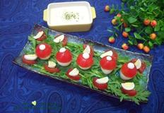 저칼로리 간단샐러드/메추리알 방울토마토 샐러드