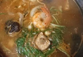 있는 재료에 달래 하나 추가하여 특별하고 맛있는 된장찌개 끓이는 황금레시피