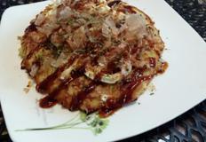 기막히게 맛있는 오코노미야키 손쉽게 만드는 방법!!!