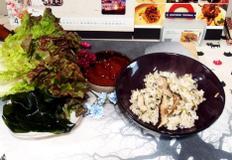#건표고버섯과 취나물을 이용한 향긋한 취나물표고버섯밥만들기