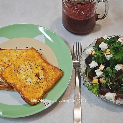 백종원 계란토스트 만드는 법 : 간단한 아침식사로 좋네 ~
