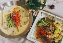 여름 별미 인기메뉴 ,, 우무 묵 무침 ,, 콩물요리 황금레시피
