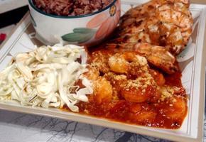 #집밥백선생 매콤한 칠리새우만들기 #집에서 먹는 쉬림프박스~~ 칠리소스로 만들면 더 간단하게 만들 수 있다!!!