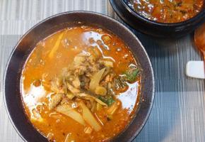 집밥백선생3 백종원 고등어추어탕,어탕국수 만드는 법