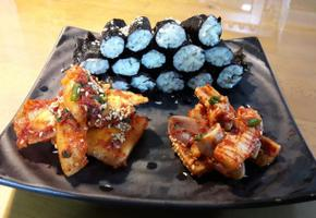 깨쟁이요리 피크닉가기좋은날 - 충무김밥