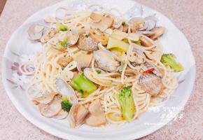 봉골레파스타 만들기 바지락으로 이탈리아요리 봉골레 스파게티 만드는 방법