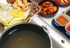 [주말냉장고파먹기요리]샤브샤브 육수만들기,샤브샤브만들기