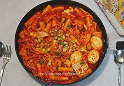 국물떡볶이 황금레시피 : 밀떡으로 만들어 더 맛있어요!